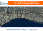 Reglamento Orgánico Regulador de los Distritos del Municipio de Marbella